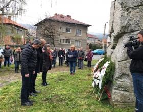 Кюстендил отбеляза 33 години от трагичната загуба на великия алпинист Людмил Янков.