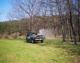 Община Кюстендил ще извърши дезинсекционни и дезакаризационни мероприятия на тревните площи в град Кюстендил