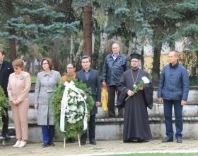 145- годишнината от Априлското въстание бе отбелязана в Кюстендил
