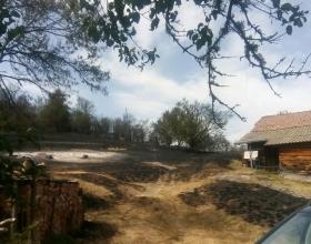 alt Община Кюстендил открива дарителска сметка за обезщетяване на пострадалите от пожара в с. Долно село