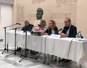 Заместник министър-председателят по икономиката и демографската политика и министър на туризма на Република България – Марияна Николова проведе работна среща с туристическия бранш в Кюстендил