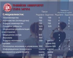 alt Обучение на студенти към Тракийския университет започва в Кюстендил